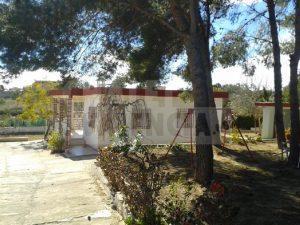 Chalet amueblado Godelleta