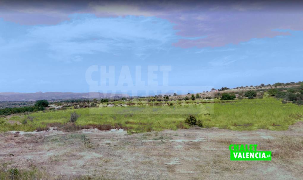 Terreno cultivo en Chulilla