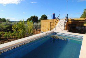 Chalet con piscina zona Turis Montserrat
