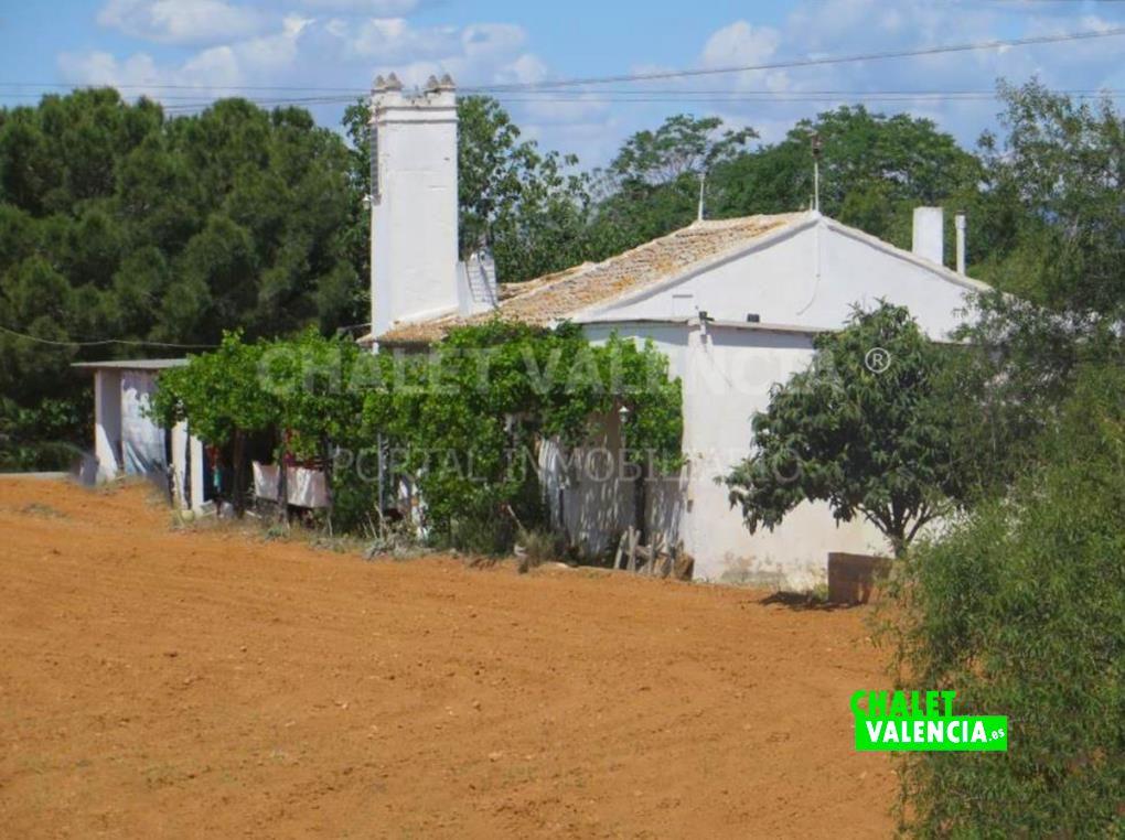 Casa grande con terreno Vedat Torrente