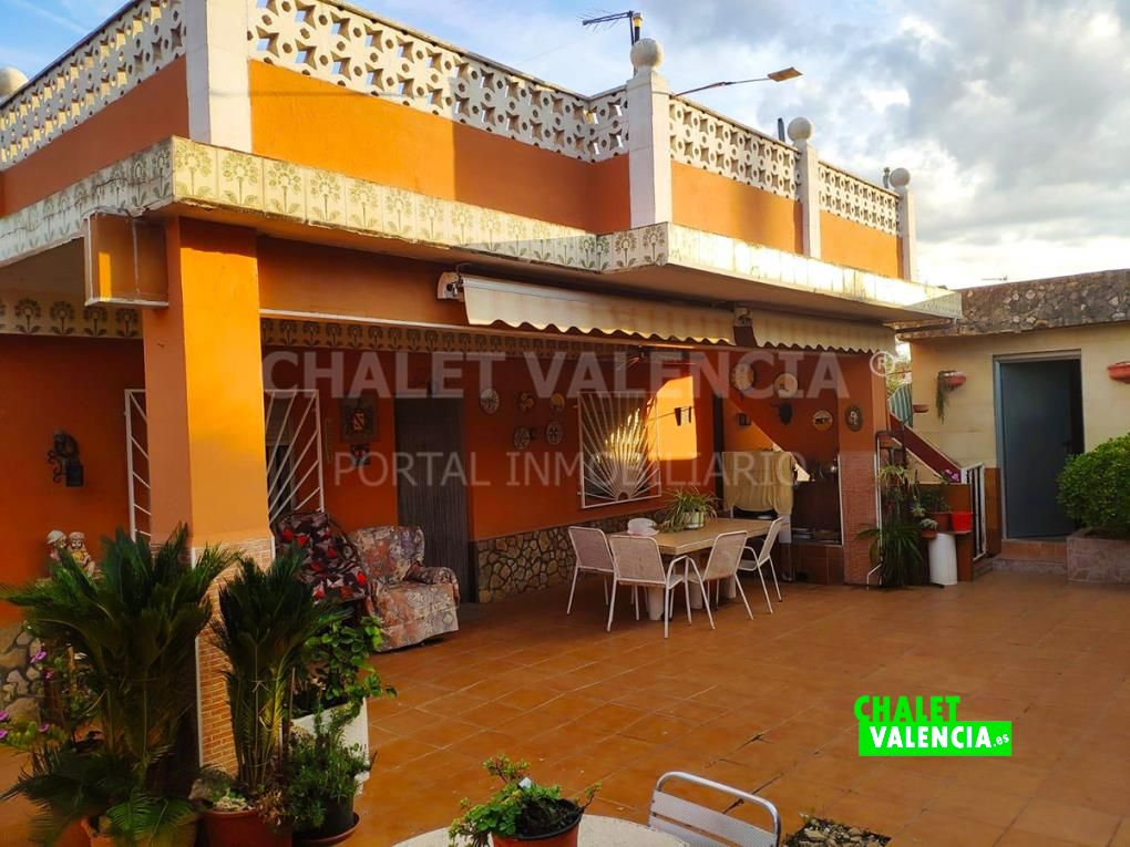 Chalet en Chiva junto El Bosque Golf
