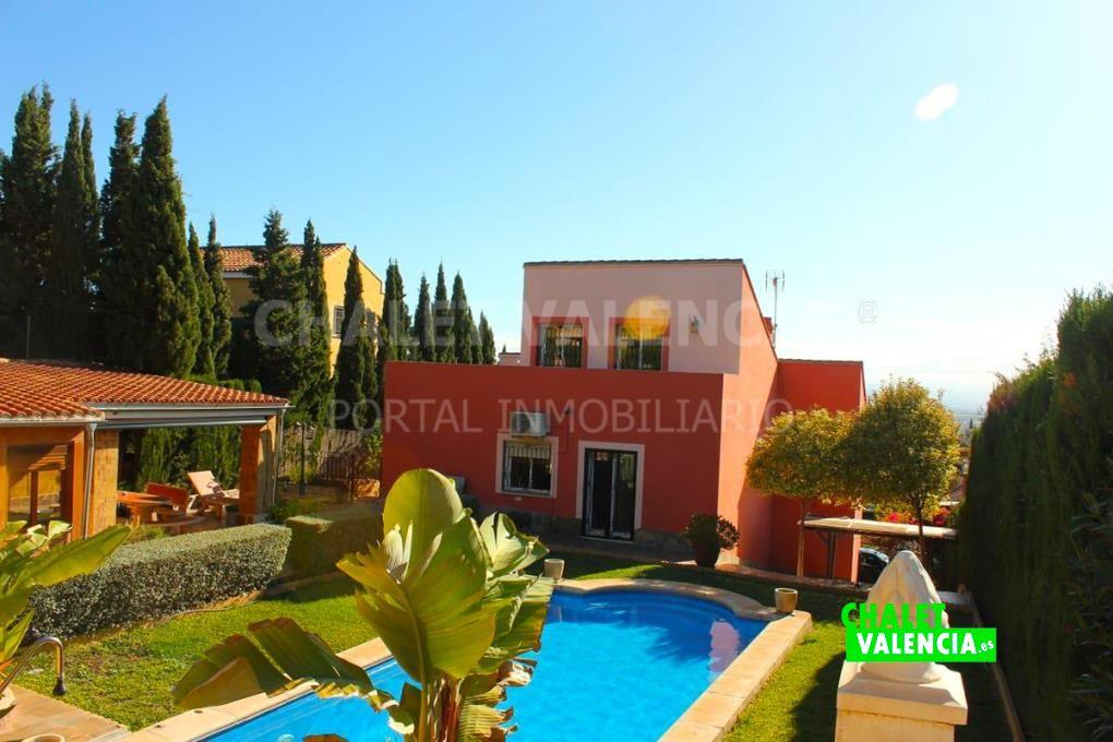 Bonito chalet con vistas Alginet Valencia