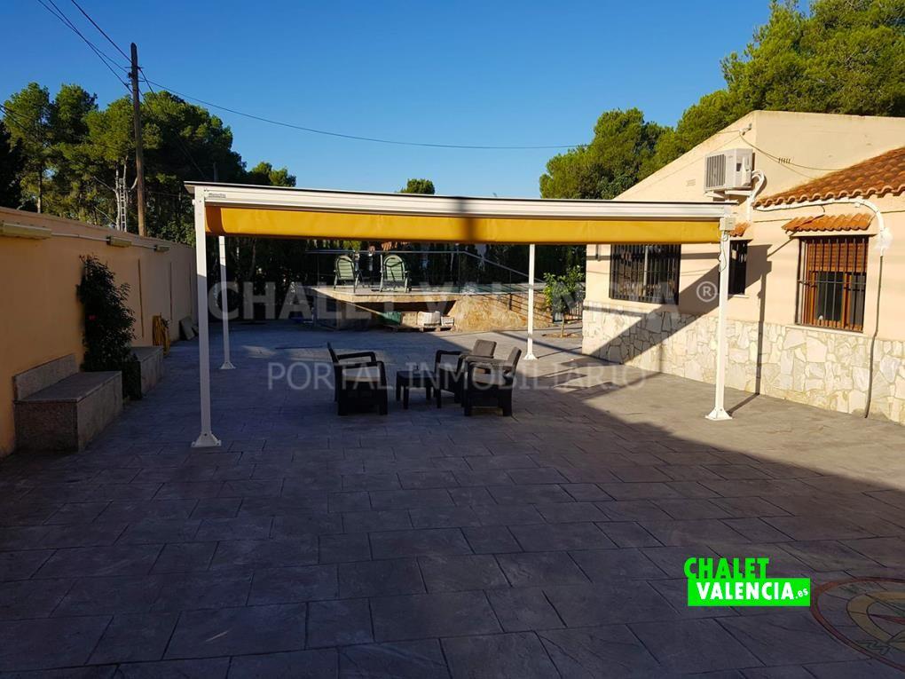 Chalet con piscina Pedralvilla Olocau Bétera
