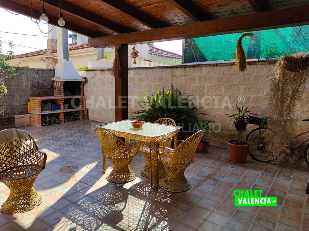 Chalet pareado Calicanto Godelleta